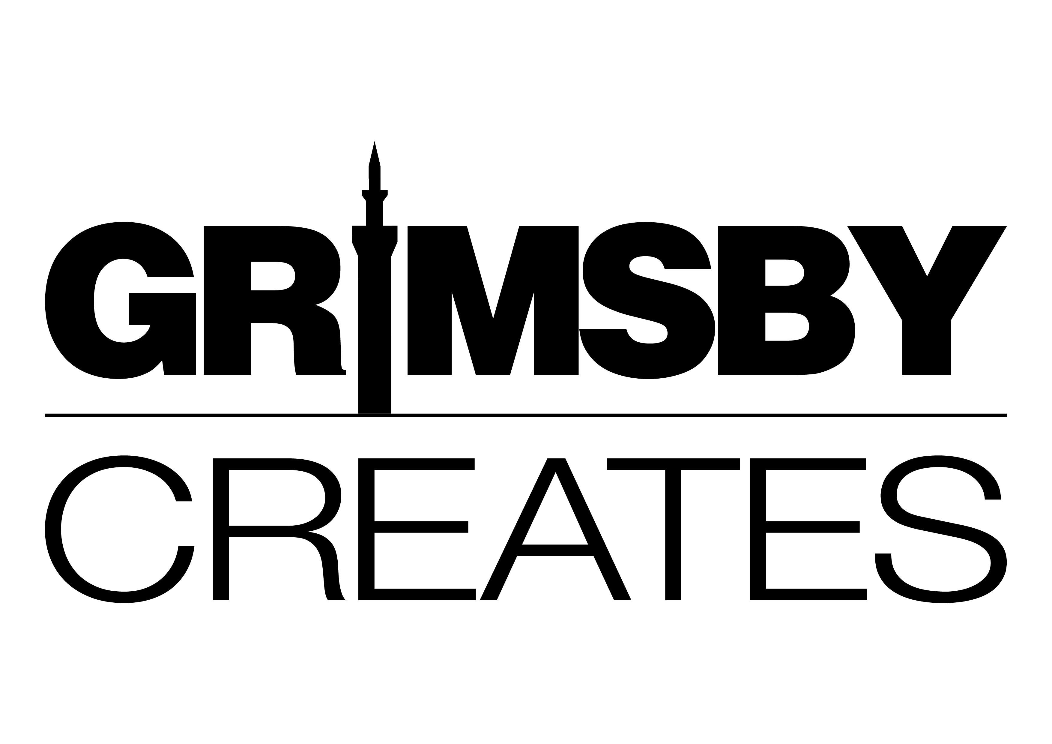 Grimsby Creates Logo