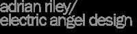 Adrian Riley/Electric Angel Design logo