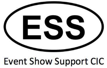 Event Show Support website link